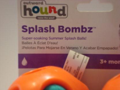 Outward Hound splash ball verpakking voor